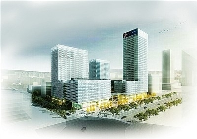[深圳]ABC三座框架剪力墙结构高层办公楼结构施工图(29万平)
