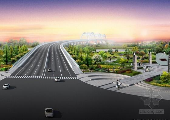 [重庆]2015年度假公园景观绿化带升级改造及道路铺装工程预算书(含详细图纸)