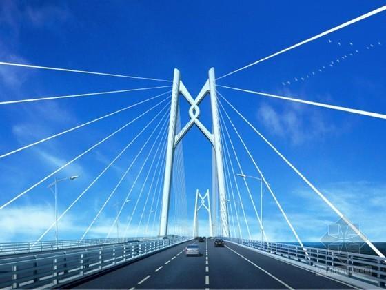 斜拉桥H型索塔结形撑(中国结)安装施工技术方案77页(附图丰富)