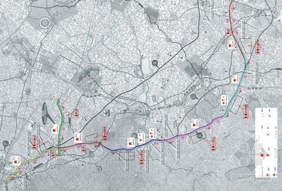 [四川]3P融资模式高速公路工程施工组织设计170页(组建建设运营移交)