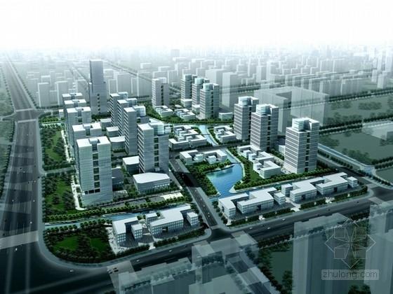 [江苏]城市综合体及单体设计方案文本