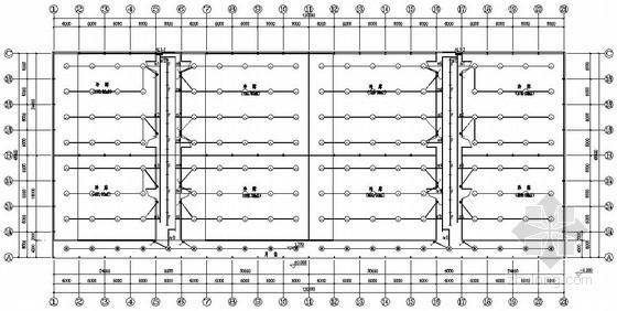 [海南]某副食加工园区冷库电气图纸