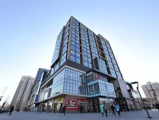一个单词产生的设计灵感,结果火了北京的商业广场~_2
