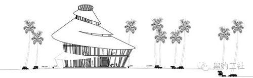 景观设计中的竹建筑案例浅析——巴厘岛上的竹子学校_12