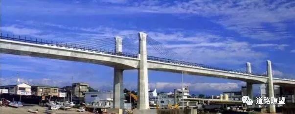 国内外斜拉桥的应用状况