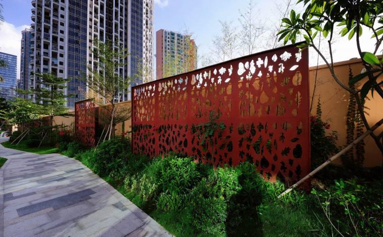 深圳香蜜湖东亚国际风情街景观-8