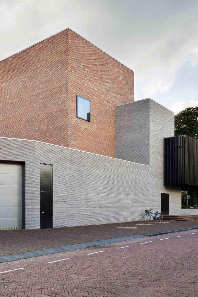 荷兰辛格拉伦博物馆新建剧院-2