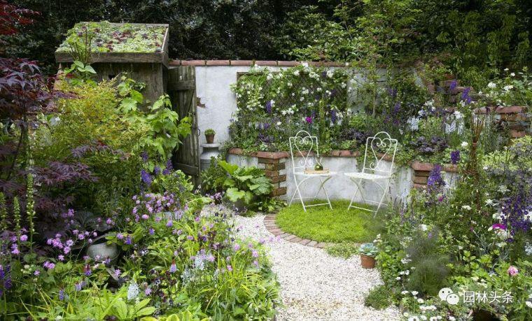 史上最全!庭院花园布置技巧及搭配方案