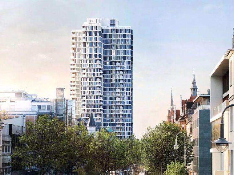 看看德国的公寓设计,总价¥113万起!