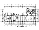 [湖北]5层框架结构小学教学楼结构施工图(CAD、23张)