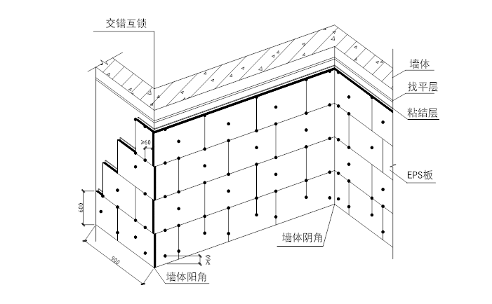 小区住宅楼项目外墙保温及装饰工程施工方案