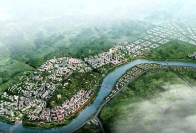 [四川]宜宾临江经济开发区城市规划设计方案文本(舒适,幸福)