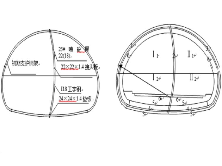 双洞分离式特长隧道施工总结