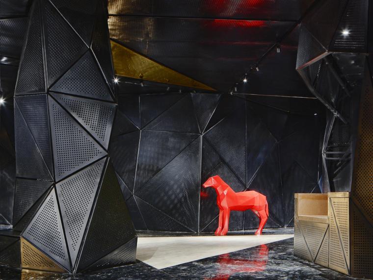7套高清电影院室内设计实景图分享