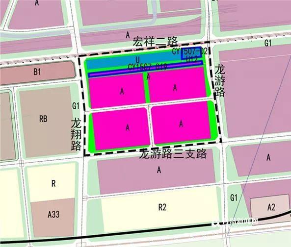 时速达600公里!青岛城阳创新中心高速磁浮试验段规划曝光