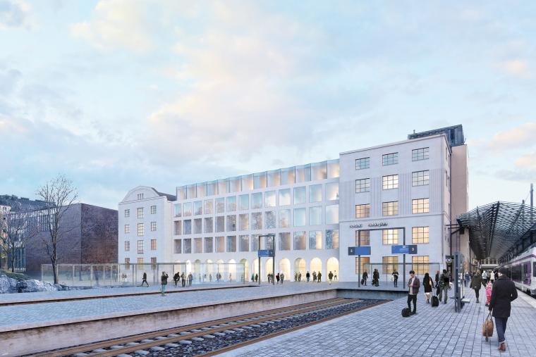 赫尔辛基火车站-1