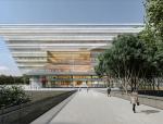 [上海]图书馆项目BIM技术应用
