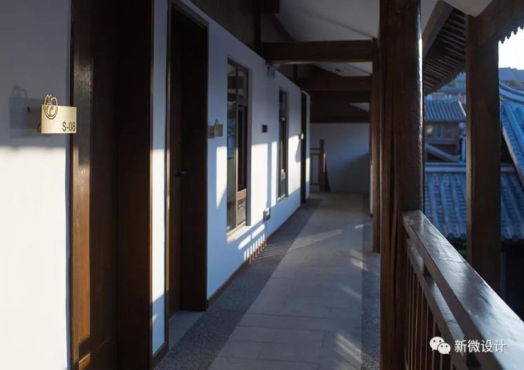三处古香古色的民宿设计·丽江_29