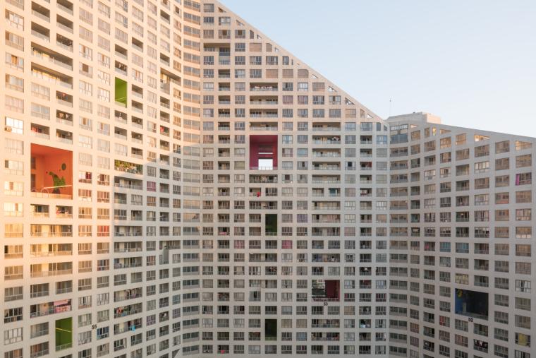 印度浦那未来之塔建筑-1022_Future_Towers_Pune_©Ossip