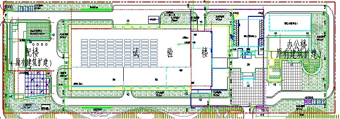 改扩建工程施工组织设计(钢骨混凝土排架结构,近300页)_2