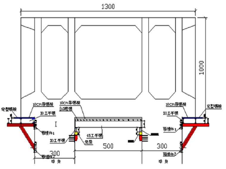 特大桥主跨160m连续刚构施工方案(word,62页)