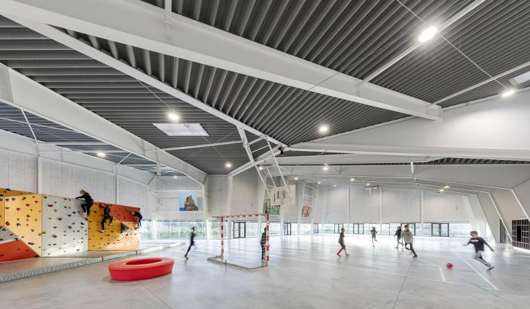 丹麦Ørestad多功能体育中心-11
