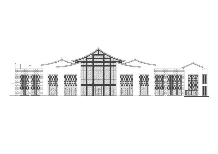 [无锡]万达城酒店群六星酒店设计方案(CAD+PDF)