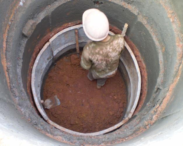 人工挖孔桩质量与安全预防措施