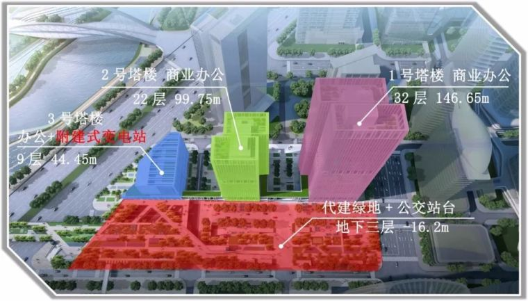 广东省第二届BIM大赛获奖作品展示(二十六)