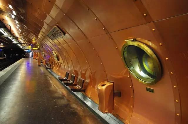 世界最美地铁景观,美到让你不想回家_54