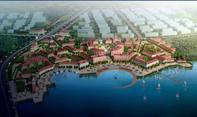 [海南]盈滨半岛生态景观规划设计