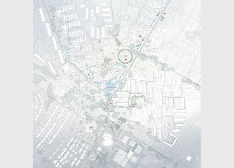 奥尔堡的郊区城市更新_11