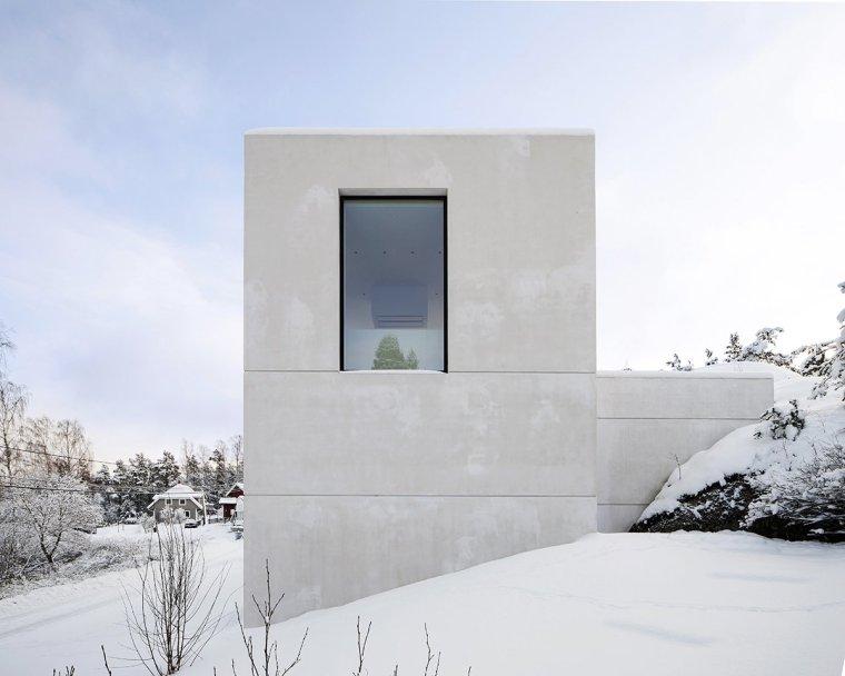 瑞典斯德哥尔摩Mortnas别墅_4