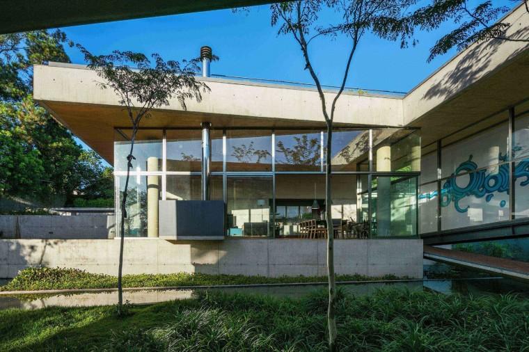 巴西科蒂亚家庭住宅