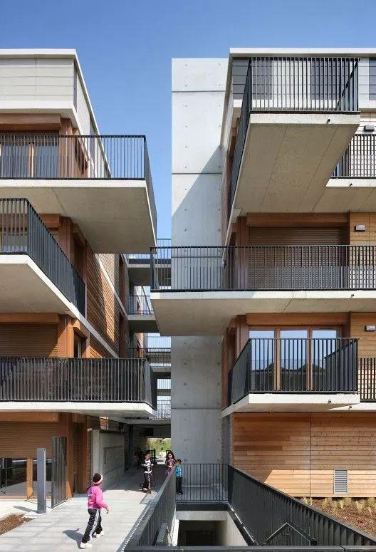 多层建筑的造型如何处理?(33例)_20