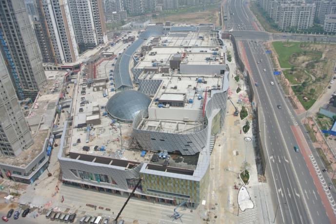 [江苏]商业建筑工程项目质量控制要点(共61页)