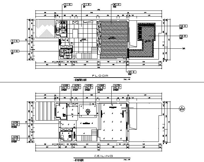 海和院简约别墅设计施工图(附效果图)_3