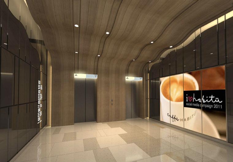 [重庆]Aedas东原1891商业项目一期建筑设计方案文本
