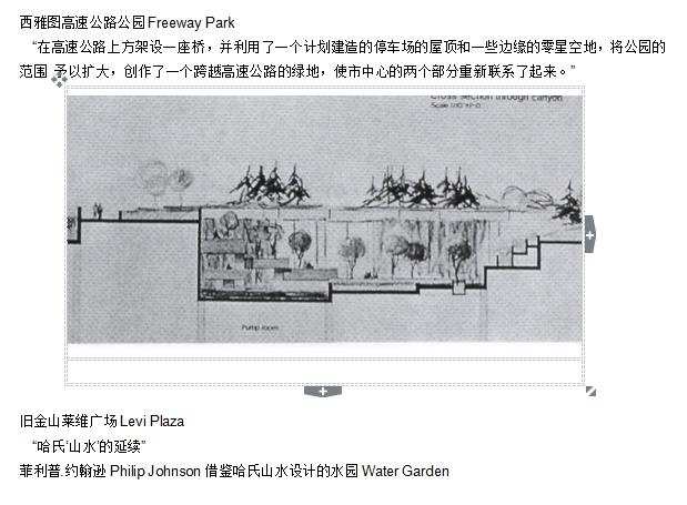 华中科技大学风景园林考研笔记——西方现代景观设计理论与实践_4