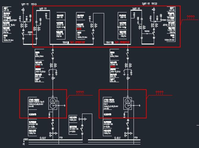【广东】2018文化宫高效性双回路供电项目工程量清单实例(图纸)_4