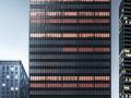 致敬经典——纽约西格拉姆大厦表现