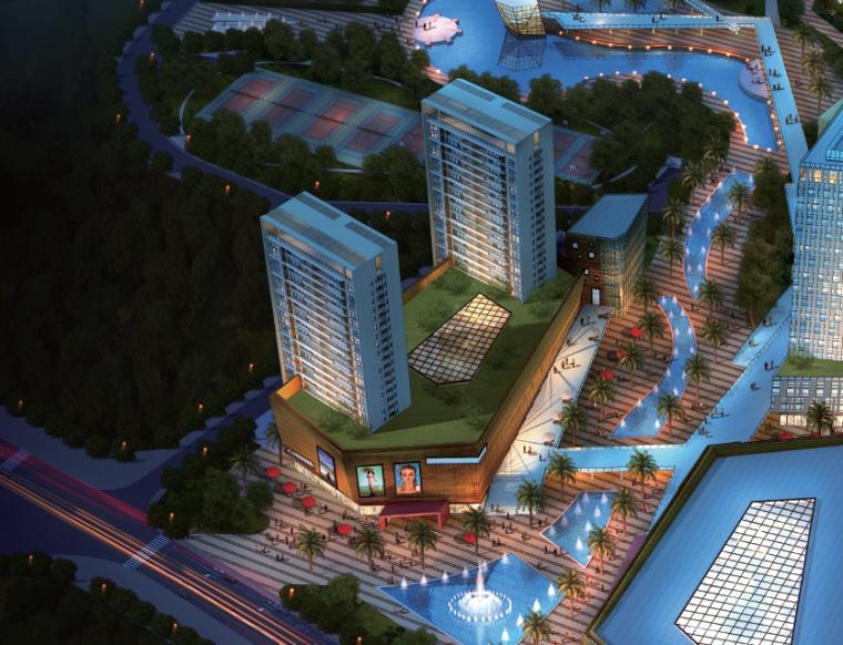 观澜文化体育公园概念规划设计方案