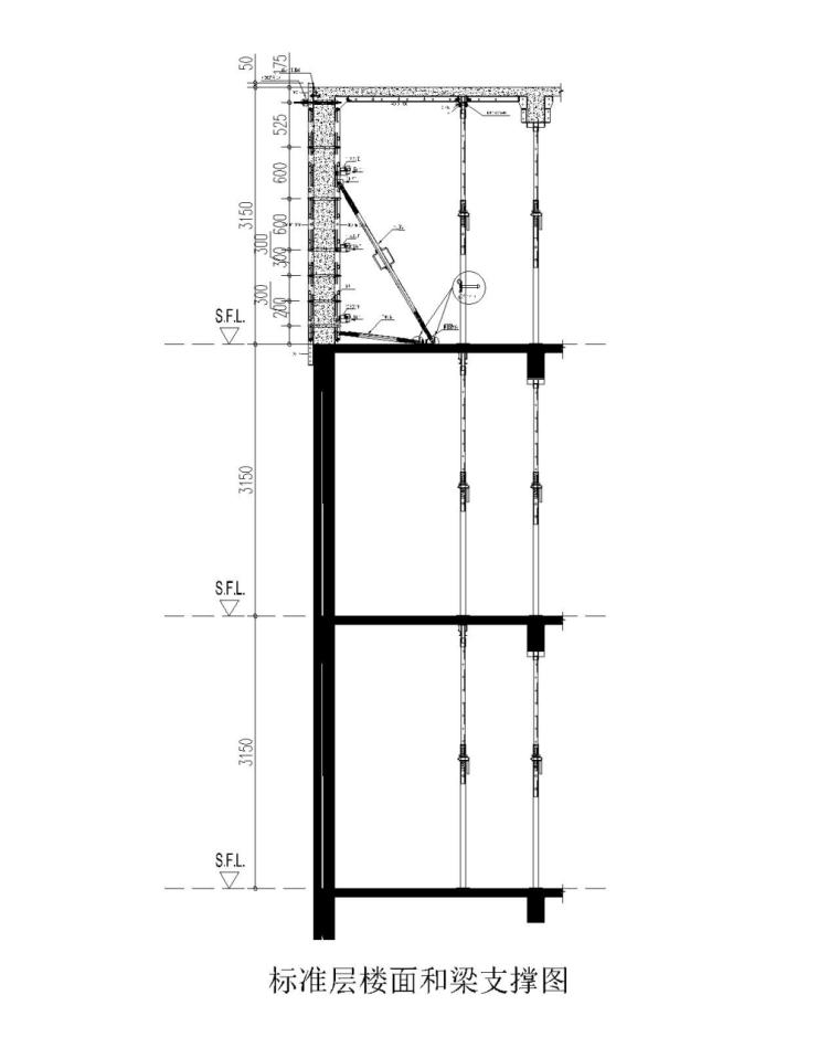 某工程铝合金模板施工方案