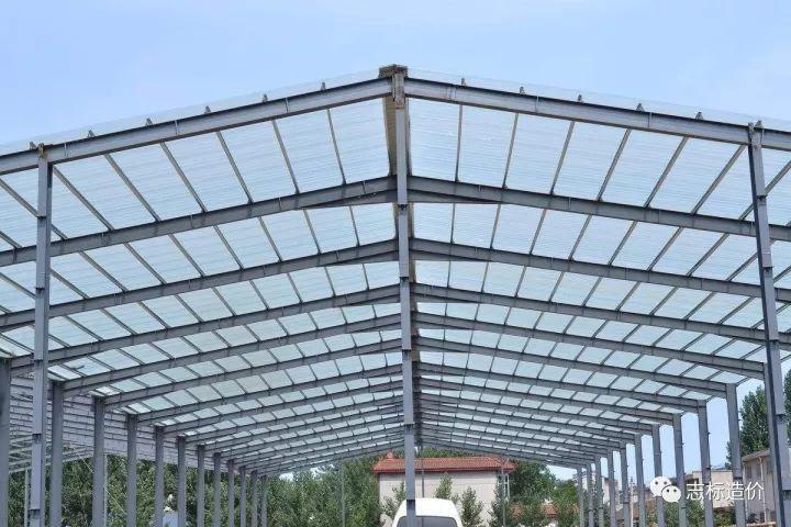 钢结构工程量计算、报价要点