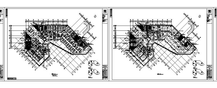 [辽宁]5层办公楼全套详细施工图