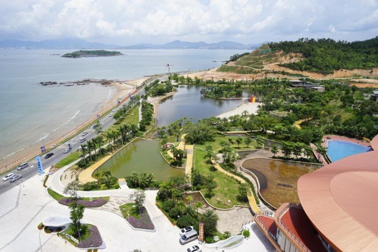 惠州中航元屿海景观