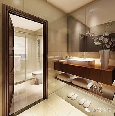 [瓷砖知识]卫生间瓷砖颜色搭配 卫生间瓷砖尺寸!