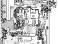 [广东]高端屋顶花园别墅区景观设计全套施工图