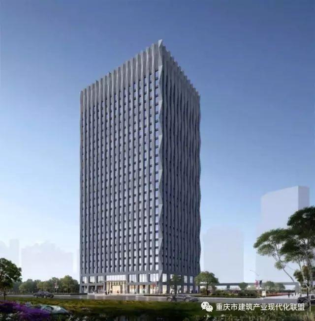 干货!组合框架-钢筋混凝土核心筒技术体系应用研究——中科大厦