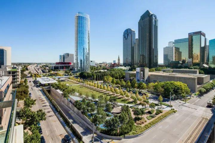 世界级的城市公园?是什么样子!